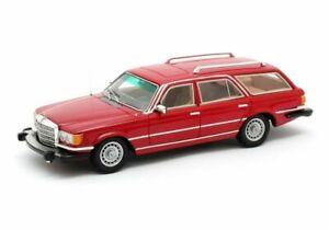 Mercedes Benz 450 SE Crayford Estate (1977) in Red (1:43 scale by Matrix Scale M