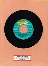 """CREEDENCE CLEARWATER REVIVAL - DOWN ON THE CORNER / FORTUNATE SON """"JUKEBOX"""" 45 M"""
