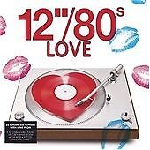 "12"" 80's Love (2008) ABC Roxette Paul Young Art of Noise"