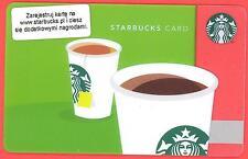 Starbucks Card - Poland 2012 - NSP 13-23920