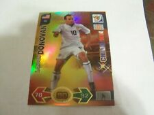 LANDON DONOVAN PANINI ADRENALYN 2010 FIFA WORLD CUP...CHAMPION CARD.