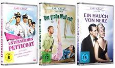 Cary Grant: Unternehmen Petticoat, Der große Wolf ruft, Ein Hauch von Nerz [DVD]