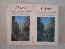 Francesco Mastriani I vermi le classi pericolose in Napoli romanzo camorra Torre
