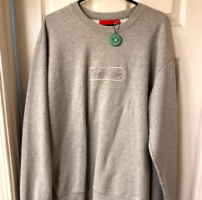 Supreme Cutout Logo Crew Neck XL New With Tags