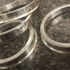 72.6 - 65.1 SPIGOT RINGS SET OF 4 For Alloy Wheel Hub Centric Wheel Spacer
