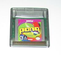 Pong: The Next Level for Nintendo Game Boy Color Fast Shipping!