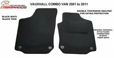 Vauxhall Combo Van 2001 to 2011 Fully Tailored Car Mats