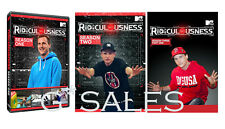 Ridiculousness ~ Season 1-3 Part 1 (One Two & Three PART ONE) ~  NEW DVD SETS