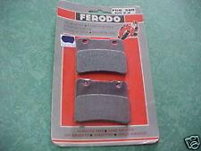 Ferodo Brake Pads Suzuki Rear GSXR400 / Front 86 GF250S / 84-97 RG250 Etc FDB390