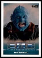 2020 Star Wars The Mandalorian Season 1 Aliens & Creatures  #AC-6 Mythrol
