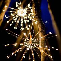 Christmas Decoration Firework Lights Hanging Lamp Twinkle Light String Light