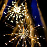 Christmas Decoration Firework Lights Hanging Lamp Twinkle Light String Light