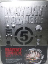 Mayday NOWHERE MOVIES Taiwan Special  DVD +Live in Live DVD (2 DVD)