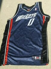 JEFF MCINNIS Charlotte Bobcats SIGNED + GAME USED NBA 2006-07 Basketball Jersey