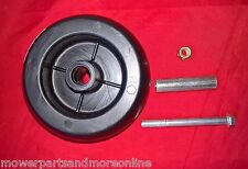 "GREENFIELD MOWER DECK WHEEL KIT ALL 34 INCH CUT DECKS AND SOME 32"" CUT FASTCUT"