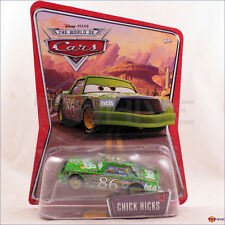 Disney Pixar Cars World of Cars series Chick Hicks - WoC diecast #24 by Mattel