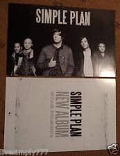 Simple Plan Self-Titled Album Music Band Promo 11x17 Poster