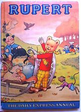 Rupert Daily Express Annual c1978 Acceptable Hardcover We Combine Shipping