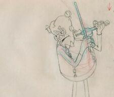 Frankenberry Drawing cel #C21 1970's General Mills cereal commercial, Violin