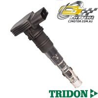 TRIDON IGNITION COIL FOR Volkswagen Touareg 09/03-10/06, V8, 4.2L AXQ