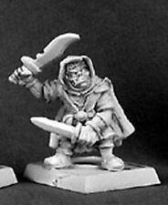 1 x GOBLIN RANGER - WARLORDS REAPER miniature d&d jdr assassin rogue 6166 r