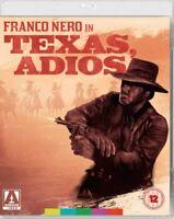 Nuovo Texas Adios Blu-Ray
