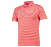 LACOSTE MENS SPORT 2018 RYDER CUP EDITION STRIPED POLO SHIRT SIZE 2/4/6/7/8