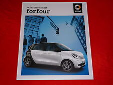 SMART Forfour Passion Prime Proxy Prospekt von 2014