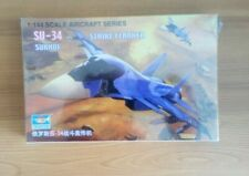 TRUMPETER 1:144 SCALE SU 34 SUKHOI  FIGHTER JET AIRCRAFT / PLANE MODEL KIT