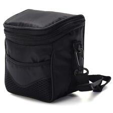 Universal portable DC Soft Nylon Bag Digital Camera Case Pouch For Canon Sony Sま