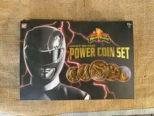Power Rangers Legacy Power Coin Set