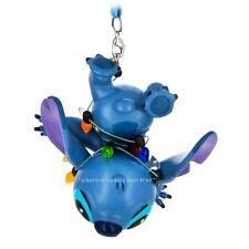 Disney Parks Stitch Figural Ornament(new)