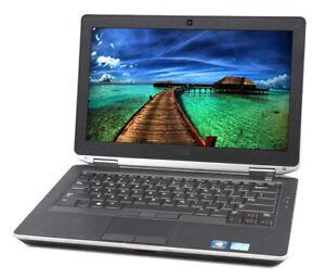 """Dell Latitude E6330 i5 3340M 4GB 320GB DVDRW WEBCAM WIFI HDMI WIN 10 Pro 13.3"""""""