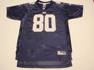 Vintage Jeremy Shockey New York Giants Reebok NFL Jersey Youth XL (18-20) #80
