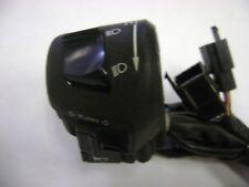1996-97-98 HONDA CBR1100XX BLACKBIRD LEFT HANDLE BAR HEADLIGHT SWITCH