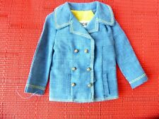 VINTAGE FRANCIE DENIMS ON JACKET #1290 (1967) NM