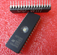 50PCS M27C1001-10F1 27C1001- ST IC EPROM UV 1MBIT 100NS 32CDIP NEW