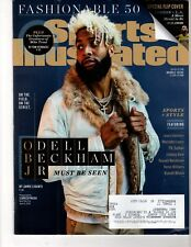 Sports Illustrated - July 23, 2018 - Odell Beckum Jr / Lebron James Double Cover