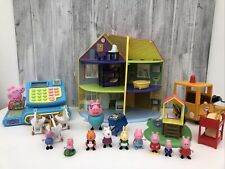 Peppa Pig House Playground Checkout Bundle