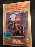 TSR SSI AD&D Advanced Dungeons Dragons Curse of the Azure Bonds IBM/PC 5.25""