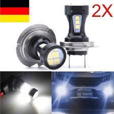 2 X H7 Auto Nebelscheinwerfer Scheinwerfer 3030LED 18 950LM 360 Grad Lichter