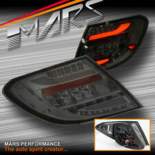Smoked LED Tail Lights for Mercedes-Benz C-Class W204 C204 11-14 Sedan & Coupe