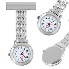 Nurse Doctor Pocket Watch Quartz Brooch Hanging Medical Watches Supplies