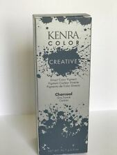 NEW  Kenra Color Creative Neon color Neon Charcoal 2 oz. Free Shipping