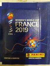 PANINI ARGENTINA FRANCE WORLD CUP 2019 1 SEALED PACKET TUTEN POCHETTE BUSTINE