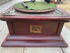 ORIGINAL HMV HORN GRAMOPHONE (NOT REPRO)