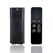 Véritable Inventcase Apple TV 4K 4ème Génération Siri Télécommande Étui en Cuir