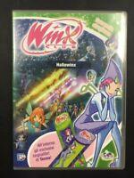 DVD WINX CLUB SECONDA STAGIONE HALLOWINX