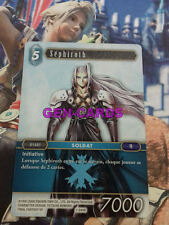 Carte FINAL FANTASY SEPHIROTH 1-044R