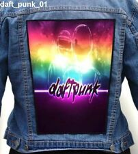 Daft Punk   Back Patch Backpatch ekran new